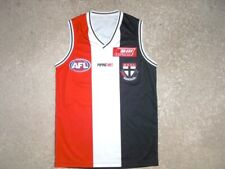 ST KILDA FOOTBALL CLUB Rugby AFL The Saints Jersey youth Large/XL
