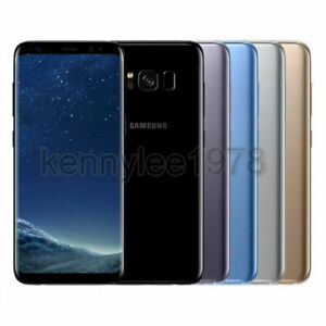 Samsung Galaxy S8 SM-G950 64GB Factory Unlocked Android Smartphone Mobile Phone