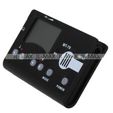 MT-70 Metro-Tuner With Tone Generator for Guitar Bass Piano Other Instrument