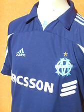 OM Jersey Maillot Camiseta Maglia Away 1999 2000 True Vintage Adidas Marseille