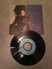 45 t  Janet Jackson ‎– What Have You Done For Me Lately