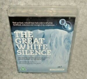 The Great White Silence (Blu Ray & DVD, 2011, 2-Disc)