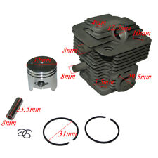 New 32mm Cylinder Piston Kit Fit For KAWASAKI TH23 Hedge Trimmer Engine Parts