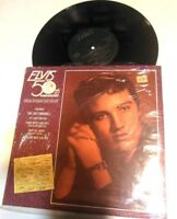 "50th Anniversary Special Extended Play by Elvis Presley 10"" EP LP UK IMPORT"