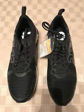 NEW/SAMPLE Men's Asics Gel Lyte One-Eighty Running Shoes H6B0N Size 9 Black/Oreo