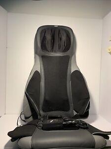Brookstone C7 Shiatsu Massaging Seat Topper