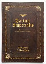 Warhammer 40k Black Library Tactica Imperialis 2007 Rare OOP