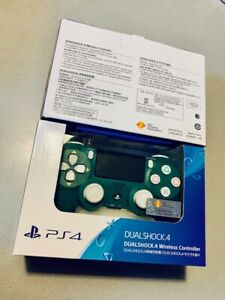 AUTHENTIC Sony PS4 Dualshock 4 Alpine Green Limited Edition Wireless Controller