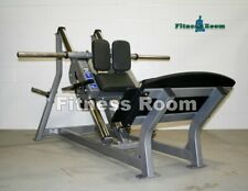 Hammer Strength Plate Loaded Linear Hack Squat Machine - Shipping Not Included