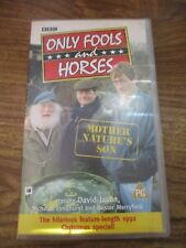 Only Fools and Horses Mother Natures Son  VHS Video Tape (NEW)