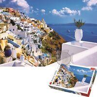 Trefl 1500 Piece Jigsaw Puzzle Santorini Greece
