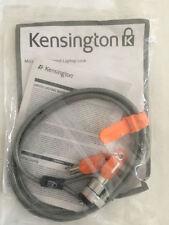 New Kensington MicroSaver Keyed Notebook Lock K64068F 085896640684