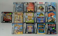 Lot of 13 Nintendo Game Boy Advance Games All Complete in Box Some New Tested