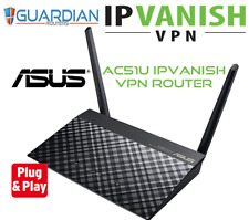 ASUS RT-AC51U IPVanish VPN 'PLUG & PLAY' ROUTER-protect all your devices
