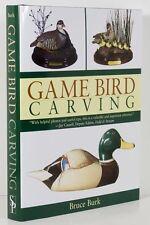 GAME BIRD CARVING Waterfowl Drake Decoy Patterns Woodcarving Folk Art Wood HC DJ