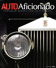 Rolls-Royce Phantom Drophead Coupe 2007-08 USA Market Road Test Brochure Ghost