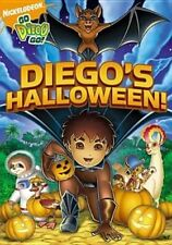 Go Diego Go Diego's Halloween 0097368922044 With Gabriela Aisenberg DVD