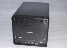 Shuttle XPC SH67 Intel Quad Core i7-3770 3.4 GHz 16GB 2x2TB SATA