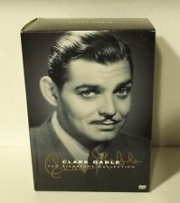 Clark Gable: The Signature Collection (DVD, 2006, 5-Disc Set) Boom Town Mogambo