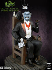 """Tweeterhead Sideshow The Munsters """" GRANDPA MUNSTER """" Deluxe Maquette Statue"""