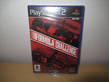 Formula challenge PS2 NUEVO PRECINTADO PAL Reino Unido