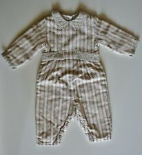 Combinaison Body Barboteuse coton Bebe 6 Mois TARTINE CHOCOLAT Baby Month Cotton