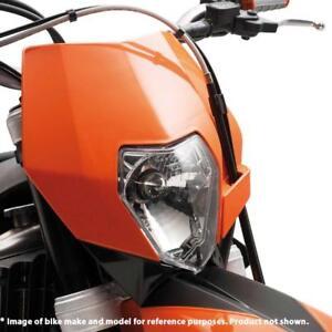 KTM 125 - 530 EXC-E/R (2008-2012) Headlight Protector / Light Guard Kit
