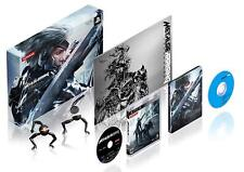 PS3 Metal Gear Rising Revengeance Premium Pkg Limited Edition JAPAN Steelbook