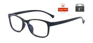 Anti Blue Light Glasses for Kids Glasses Video Computer Gaming Eye Glasses UK