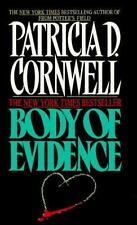 Kay Scarpetta: Body of Evidence No. 2 by Patricia Cornwell (1992, Paperback)