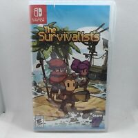 The Survivalists (Nintendo Switch) Brand new, sealed! Free Shipping