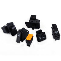 6pcs Turn Signal Headlight Ignition Start Switch Horn Button Fit For GY6 Scooter
