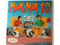 MAXMIX 10   - LP/VINILO - ESPAÑA - 1990 -  (EX/NM - EX/NM)