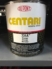 Dupont Centari 731A Orange Paint Gallon
