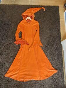 Mittelalterkleid orange
