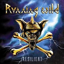 Resilient by Running Wild (CD, Oct-2013, SPV)