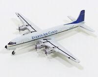 Gemini Jets GJVTS1151 Everts Air Cargo Douglas DC-6B N100CE Diecast 1/400 Model