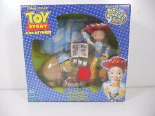 JESSIE TOY STORY AL CAMPEGGIO  Toy Story Jessie's Gang CAMPFIRE Sleepover Set!