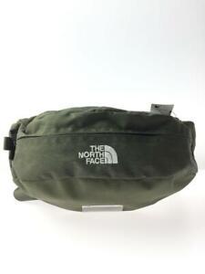 THE NORTH FACE  Khk Khaki Green Waist Bag  Khaki Shoulder bag From Japan
