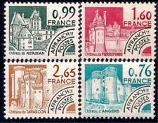 Francobolli tematici, in Francia, tema architettura