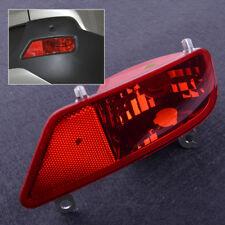 Right Rear Bumper Fog Light Lamp Reflectors fit Peugeot 3008 2009-2015