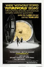 Futureworld Movie Poster 24in x36in