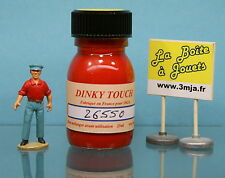 26550 - Peinture Dinky Touch rouge  pour R8 junior Dinky Toys 103