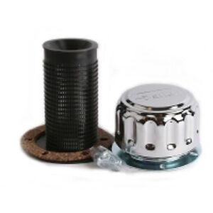 Hydraulic Filler Breather Filters 44mm 3 Hole Fixing
