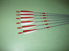 Original #1 MicroFlite Fiberglass Arrow Aluminum Nock Inserts Archery New Dozen