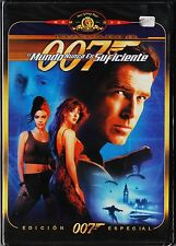 James Bond 007 nº 19: EL MUNDO NUNCA ES SUFICIENTE con Pierce Brosnan. 1999