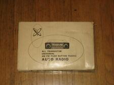 Nos Vintage Car Truck Sears Roebuck Radio,Speaker. # 564 626410 Japan