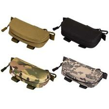 Tactical Molle Belt Sunglasses Case Eyeglasses Pouch Glasses Bag Outdoor YD