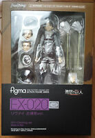 FIGMA ATTACK ON TITAN LEVI CLEANING VER LIMITED ACTION FIGURE