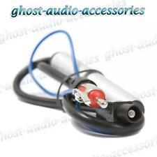 Universal FAKRA DIN radio de coche antena adaptador 12v Antena Booster